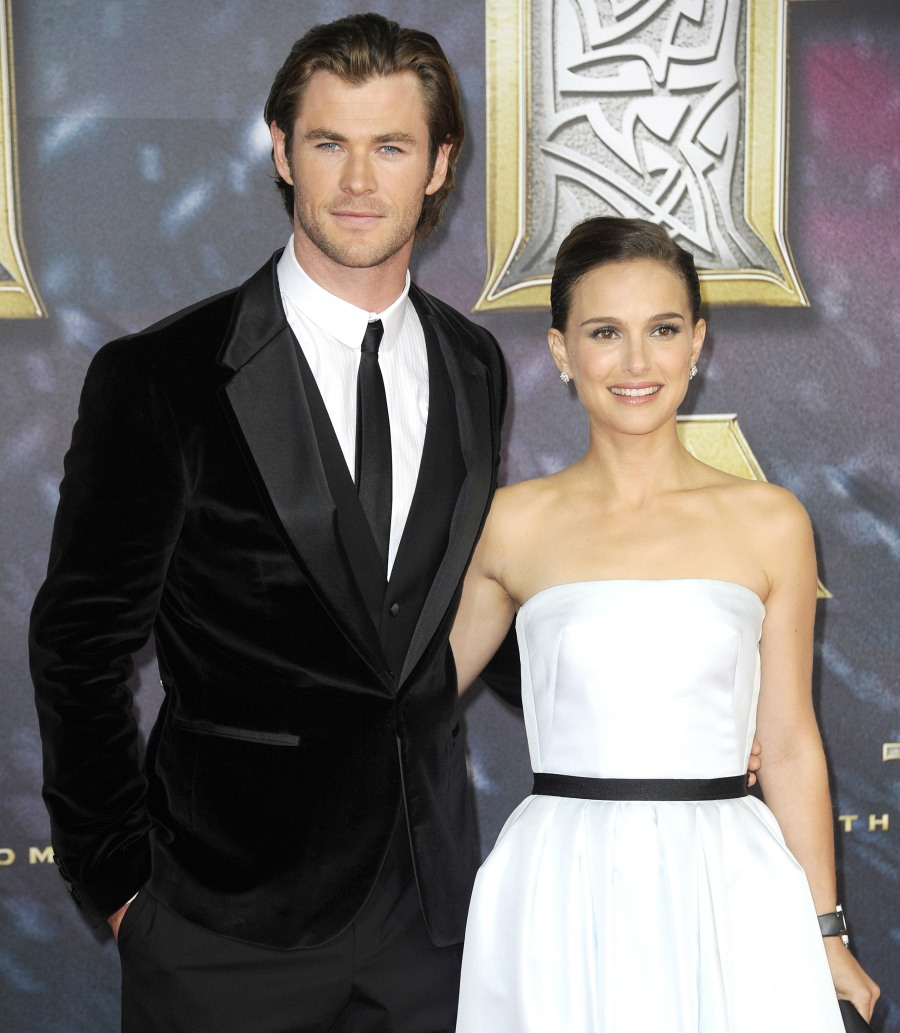 It sounds like Thor dumped Natalie Portman's Jane for being a pain in the ass