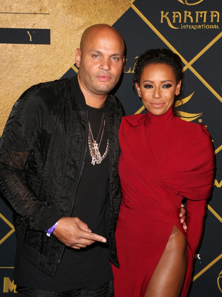 Mel B files for divorce from Stephen Belafonte after ten years