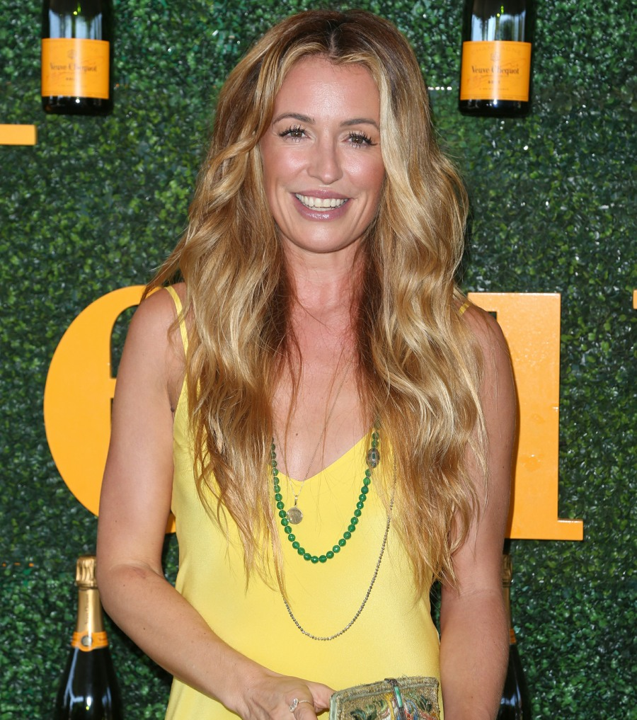 Cat Deeley didn't leave a tip after 'disgusting' service at an LA restaurant