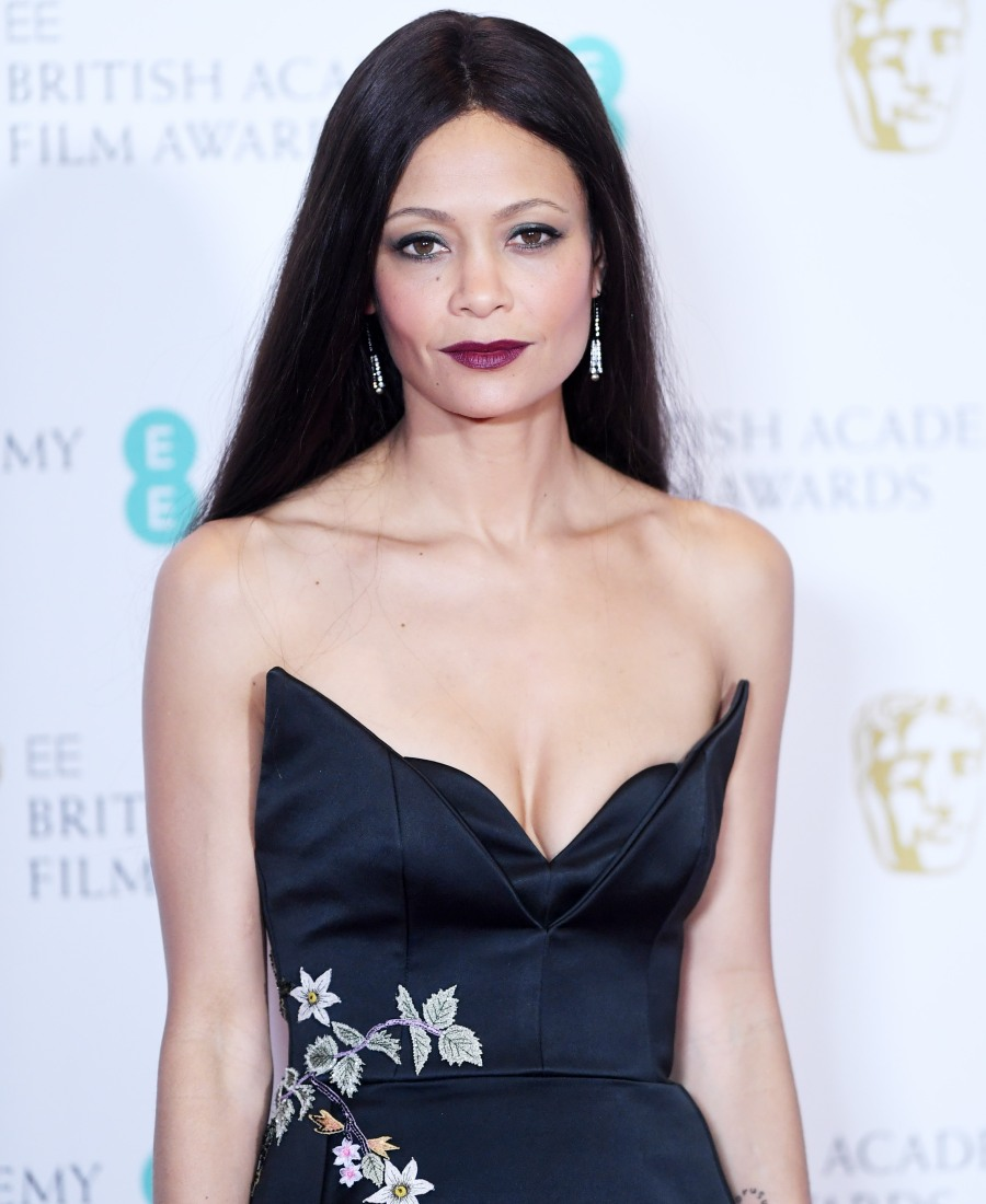 cele bitchy thandie newton also says she can t work in the the 2017 ee british academy film awards baftas