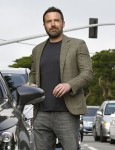 Ben Affleck And Son Out For Coffee In Brentwood