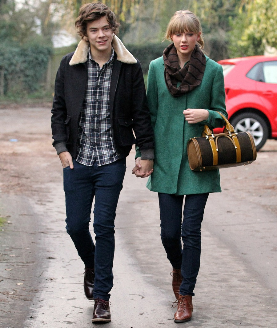 Did Harry Styles write some blind-item songs about Taylor Swift?