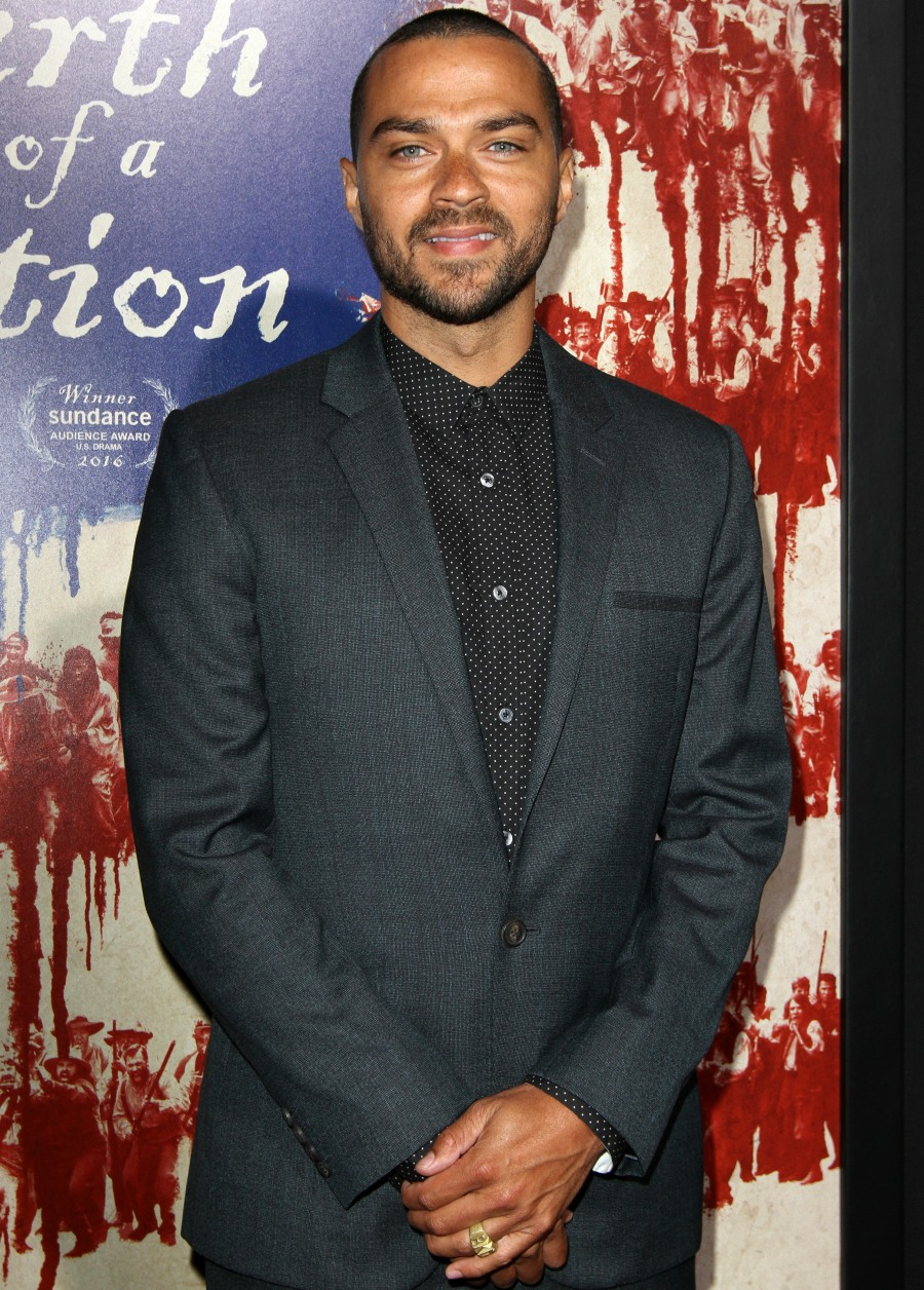 Page Six: Jesse Williams 'left his wife' because 'he wants to be single'