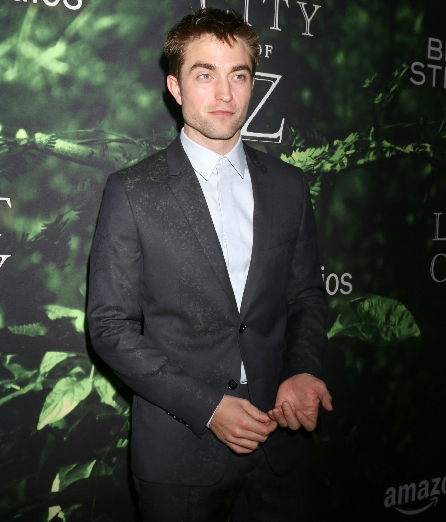 'The Lost City of Z' Premiere - Arrivals