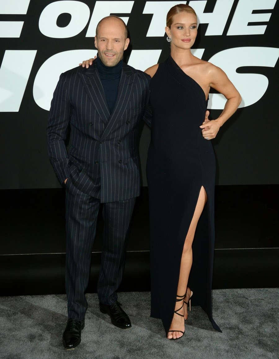 'The Fate Of The Furious' New York Premiere - Arrivals