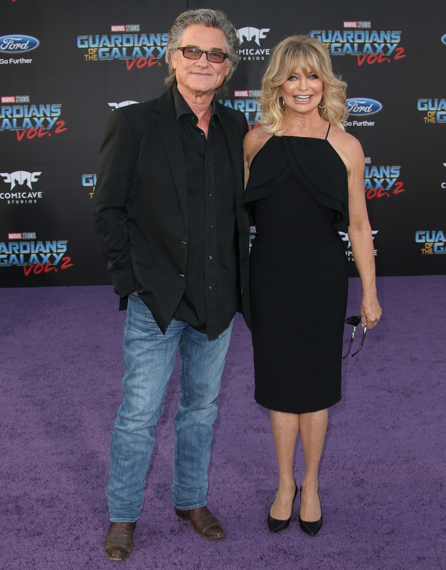 The world premiere of Marvel Studios' 'Guardians of the Galaxy Vol. 2.' - Arrivals