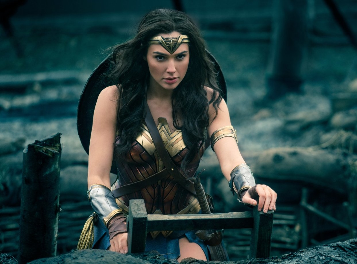 Fragile bros cry salty tears about ladies-only screening of 'Wonder Woman'