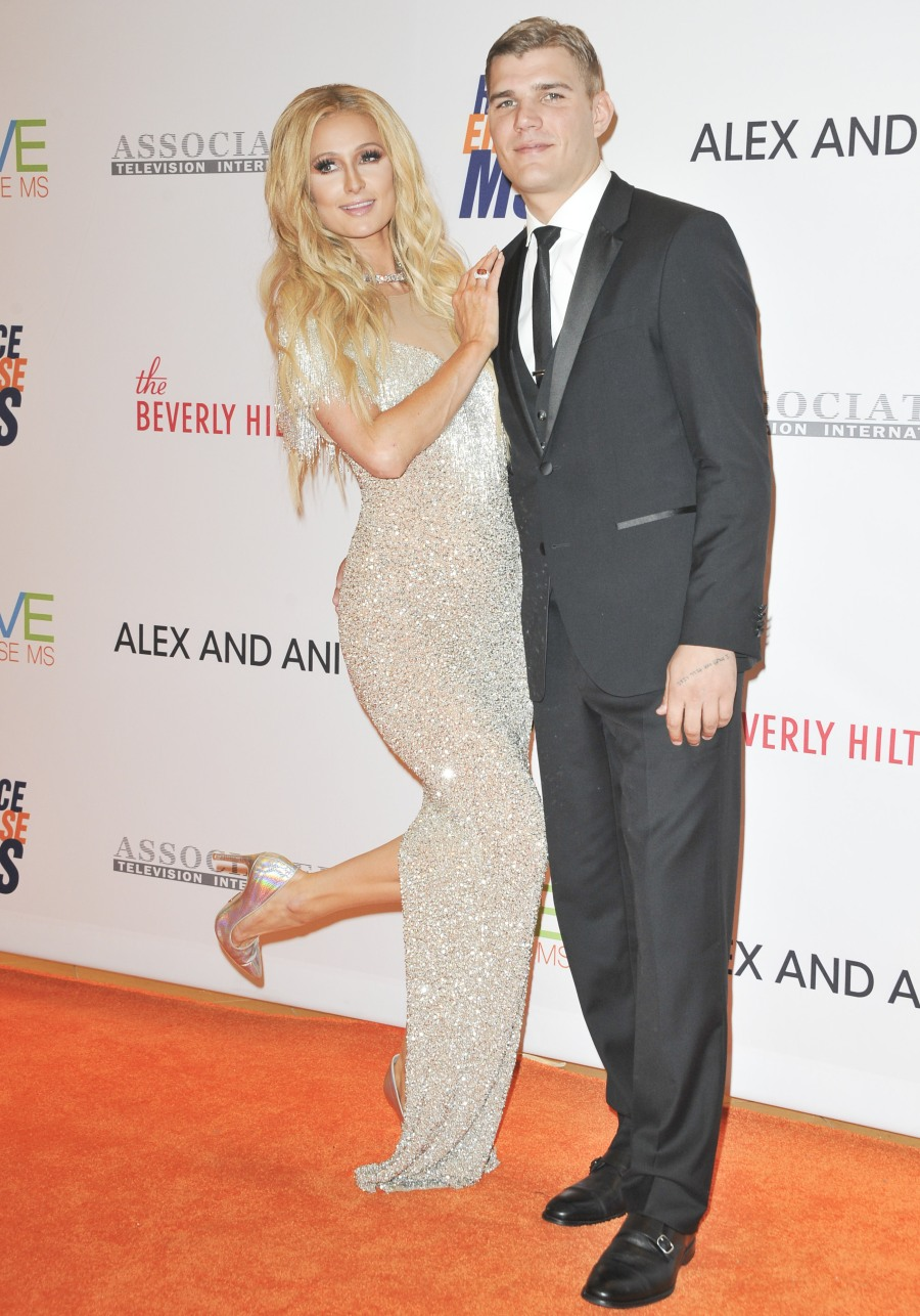 The 24th Annual Race To Erase MS Gala - Arrivals