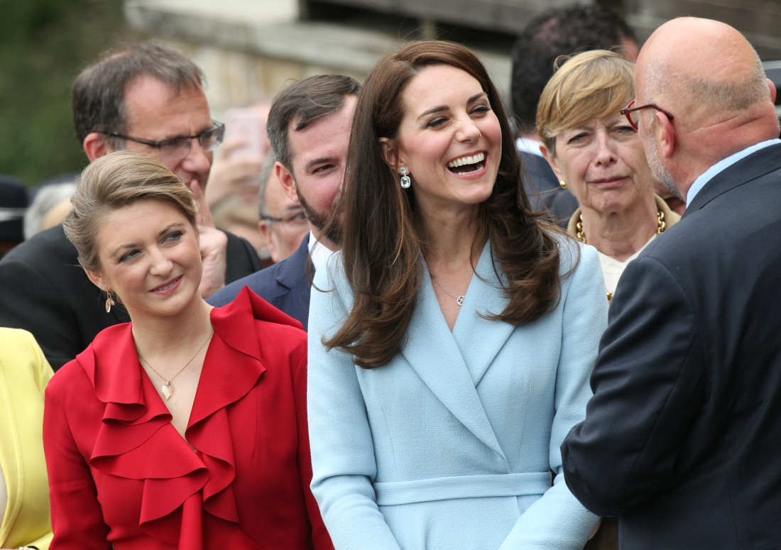 Duchess of Cambridge visits Luxembourg