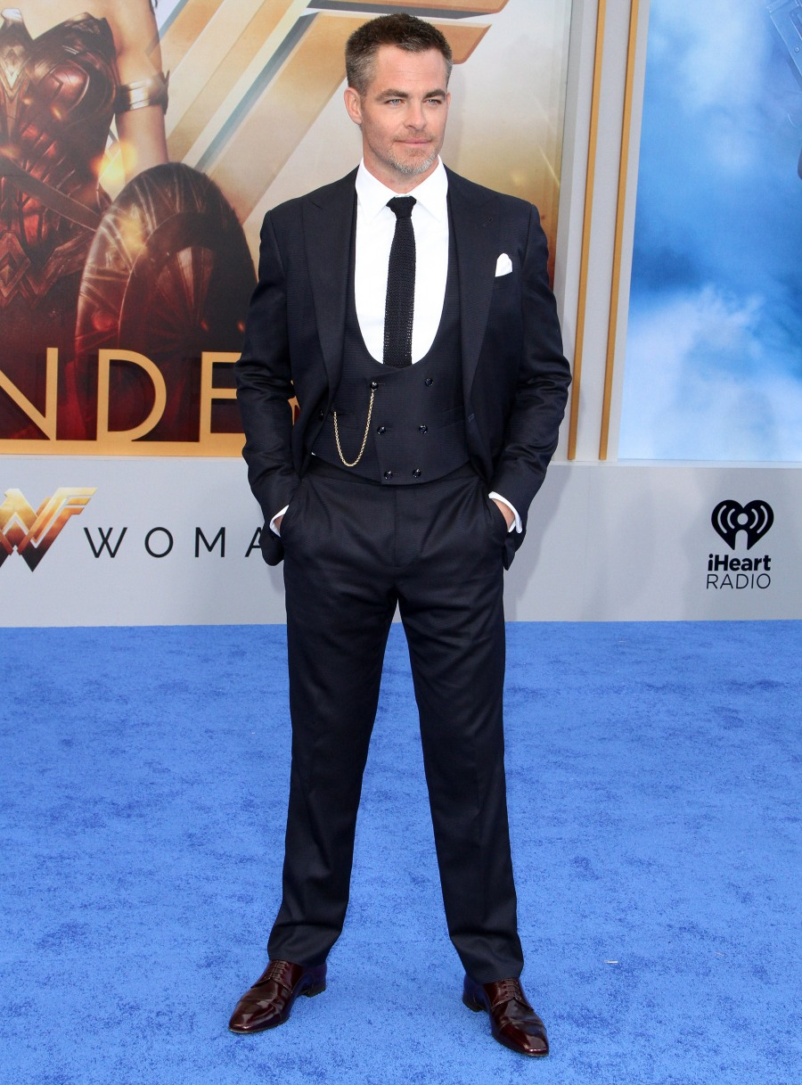 Wonder Woman World Premiere