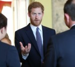 Prince Harry hosts reception to celebrate 40th anniversary of WellChild