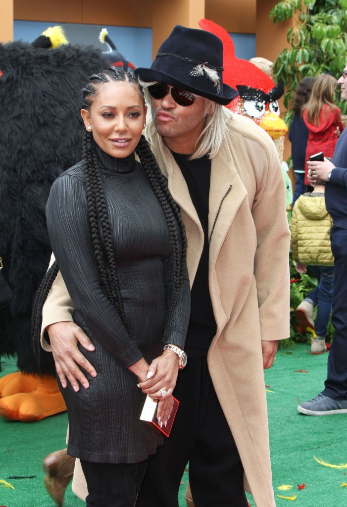 Mel B's ex wants a ridiculous amount of spousal support of course
