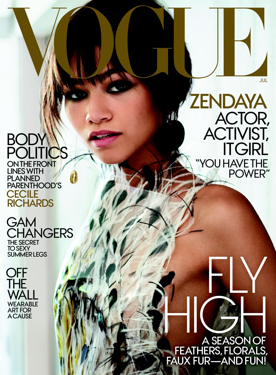 Image result for zendaya covers vogue
