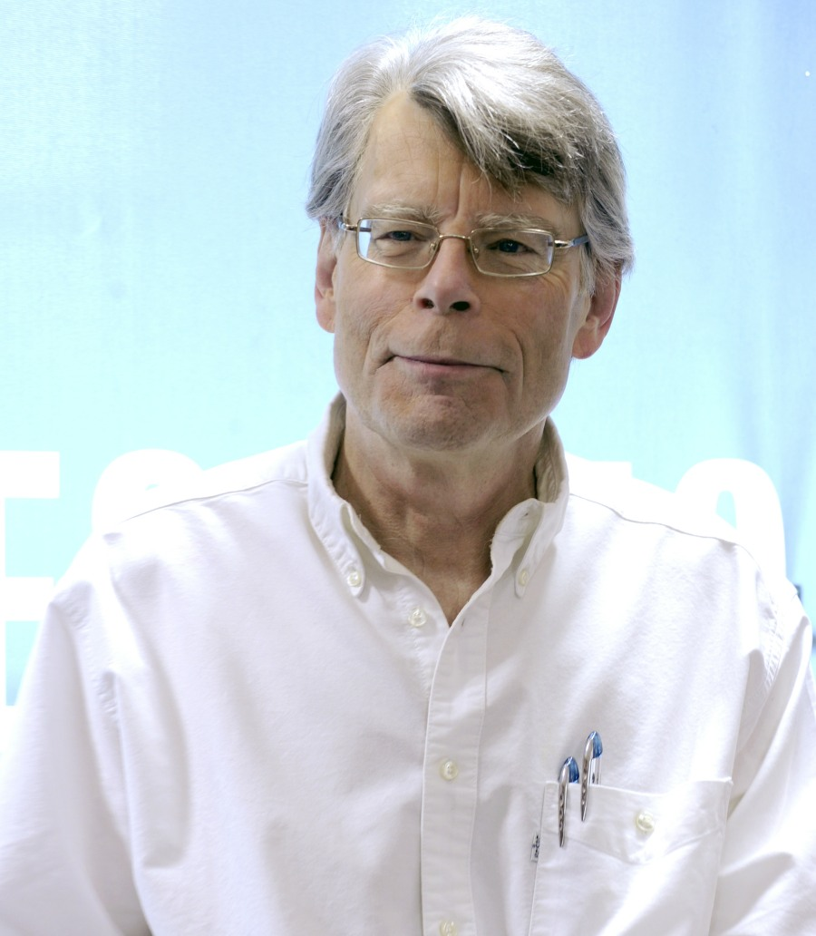 Stephen King Signs Copies Of His Book 'Revival', New York