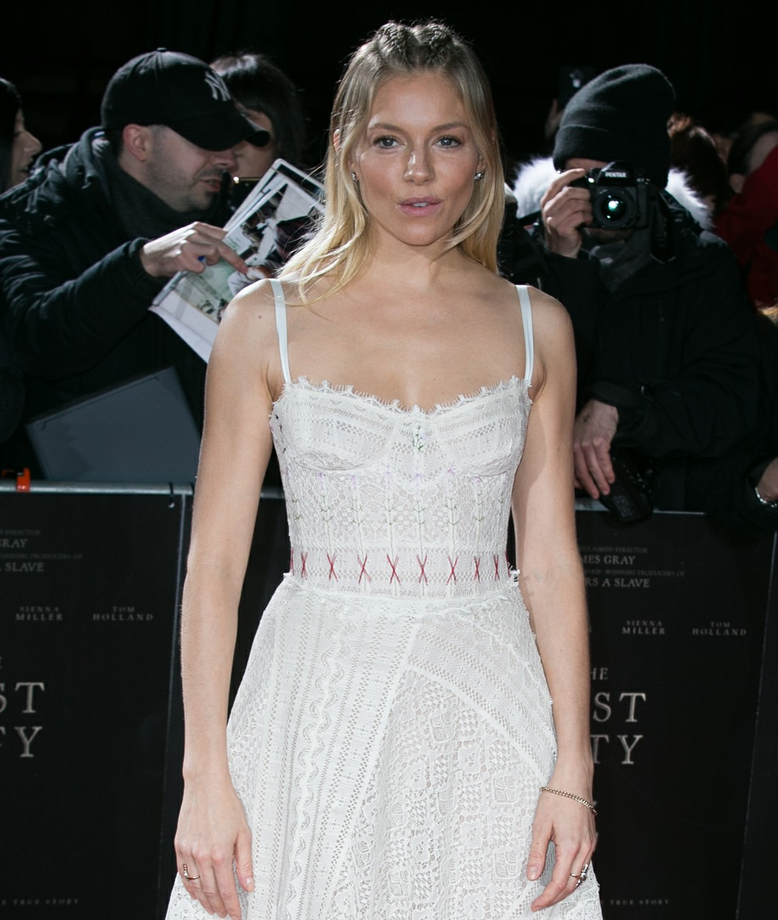 The European Premiere of 'Lost City of Z' held at the British Museum - Arrivals