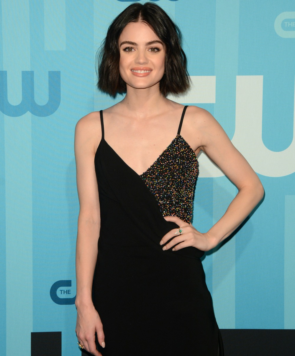 Lucy Hale called herself 'fat' on Instagram & everybody yelled at her