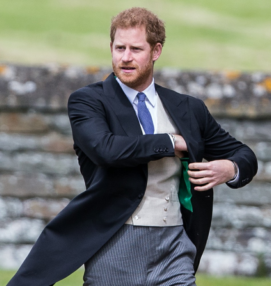 Is Prince Harry Having An Engagement Ring