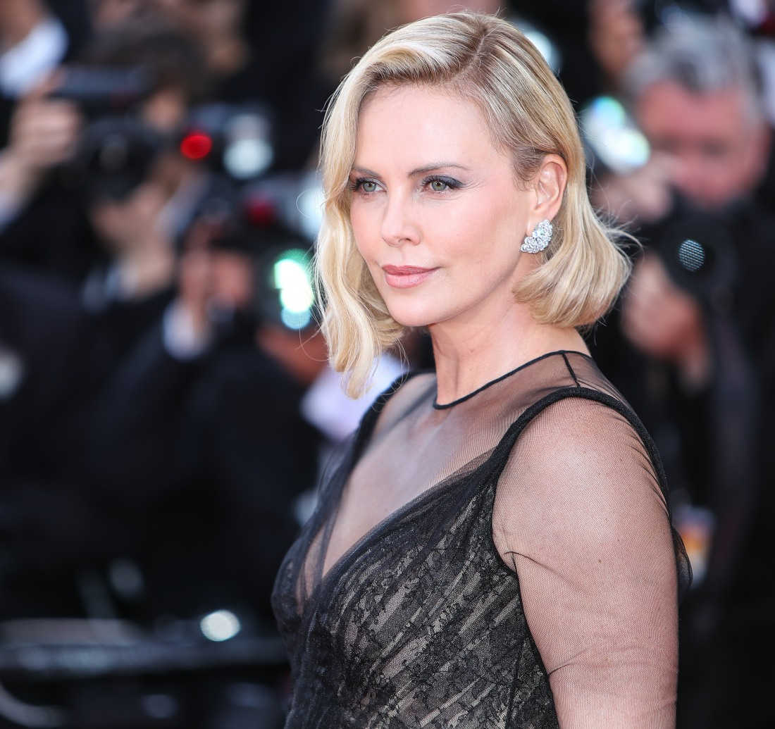 Charlize Theron & Gabriel Aubry might be happening, 'they're really into each other'