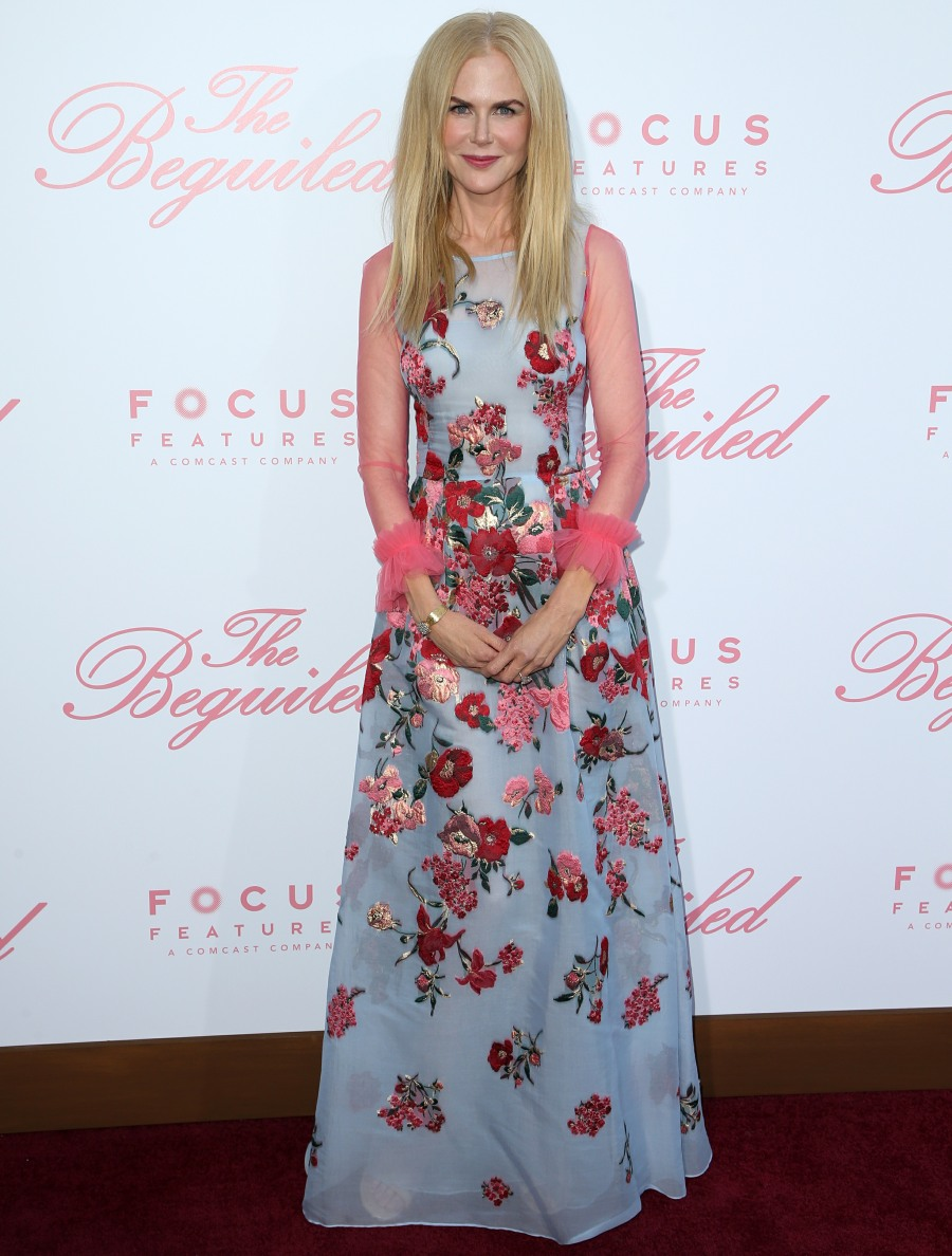 """U.S. Premiere Of """"The Beguiled"""""""