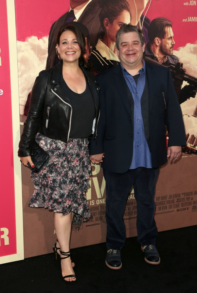 Patton Oswalt breaks social media silence to introduce his new girlfriend
