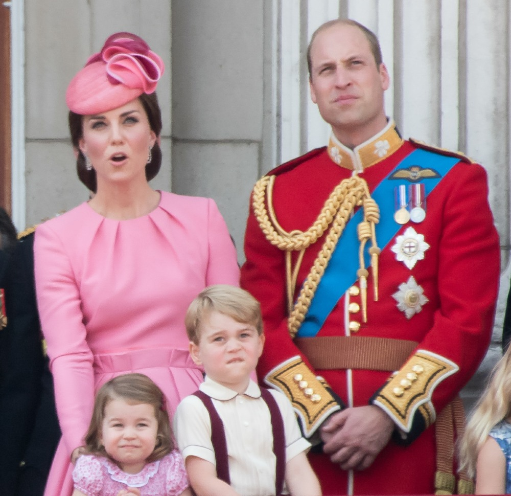 Duchess Kate wore pink McQueen to Trooping the Colour: ugh or amazing?