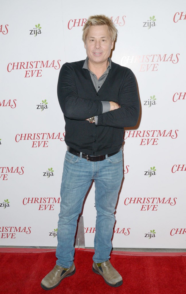 Premiere of 'Christmas Eve' - Arrivals