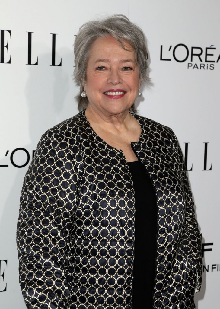 Cele|bitchy | Kathy Bates had a double mastectomy 5 years ...