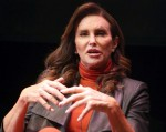 Caitlyn Jenner discusses her new book at the Los Angeles Times Ideas Exchange