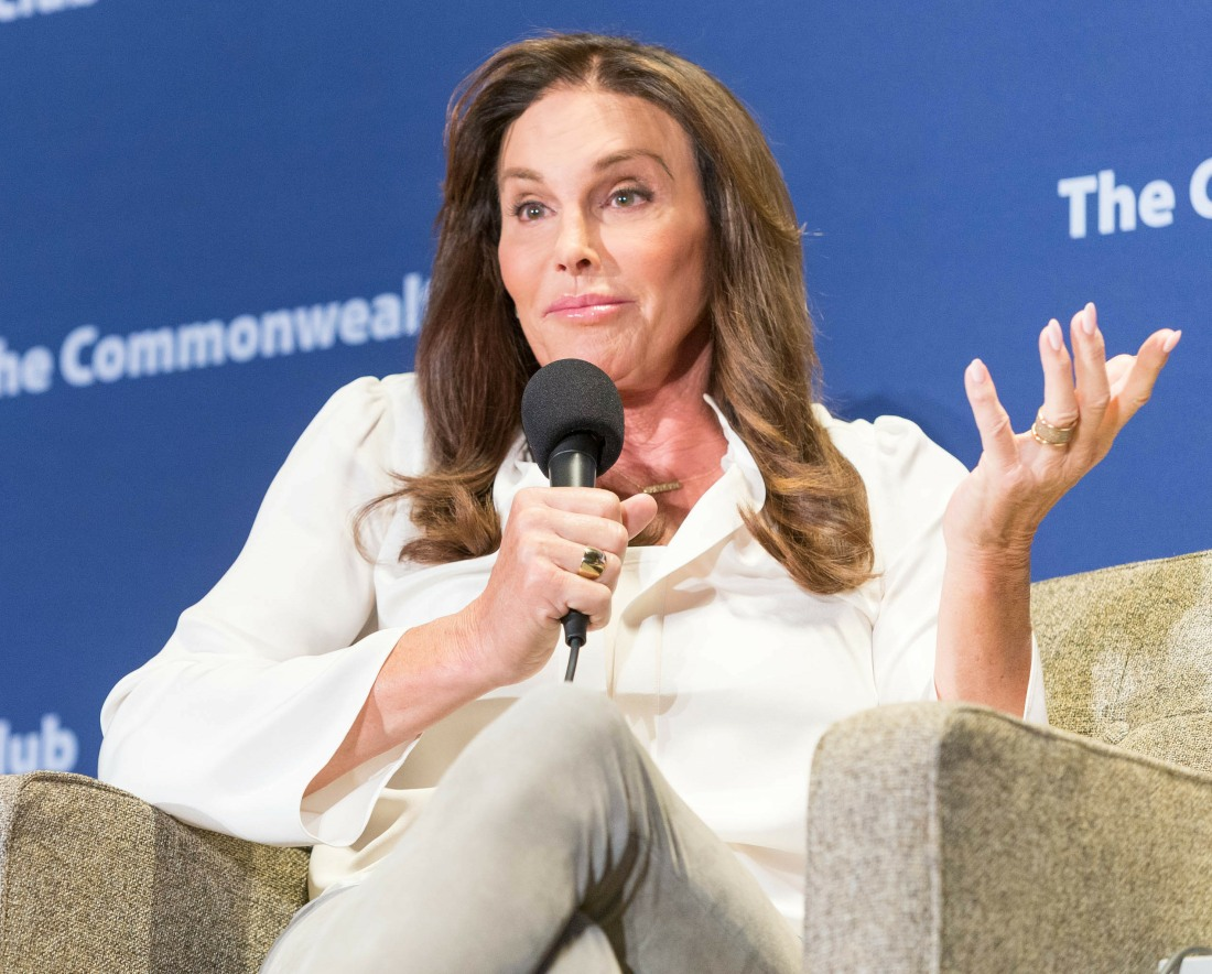 An evening with Caitlyn Jenner at The Commonwealth Club