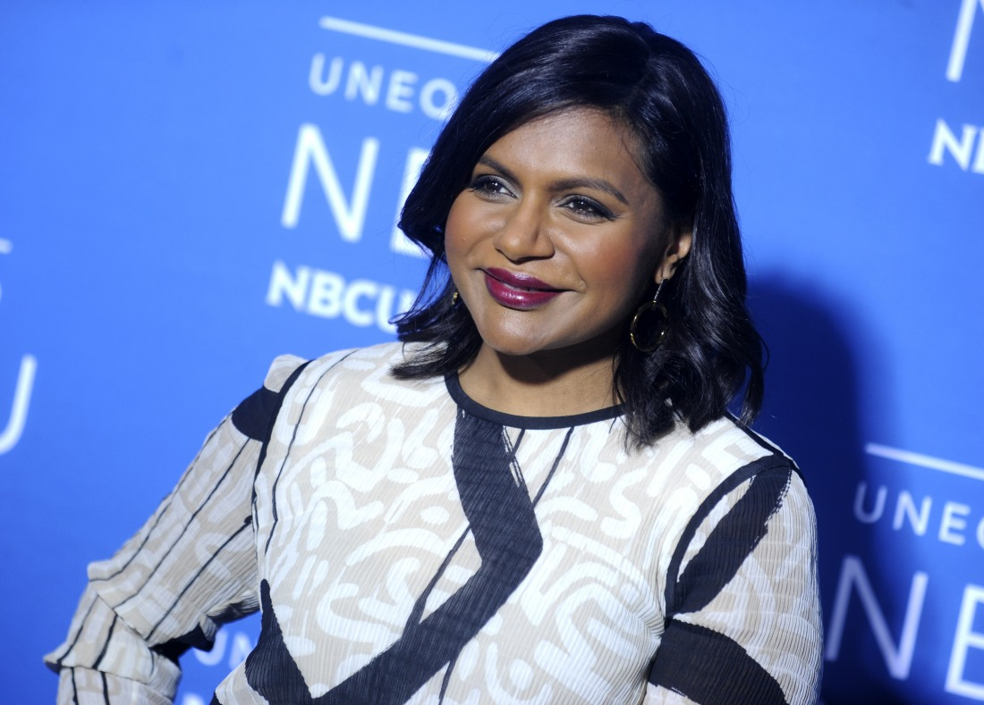 Mindy Kaling 'is really motherly to the people she loves and cares about'