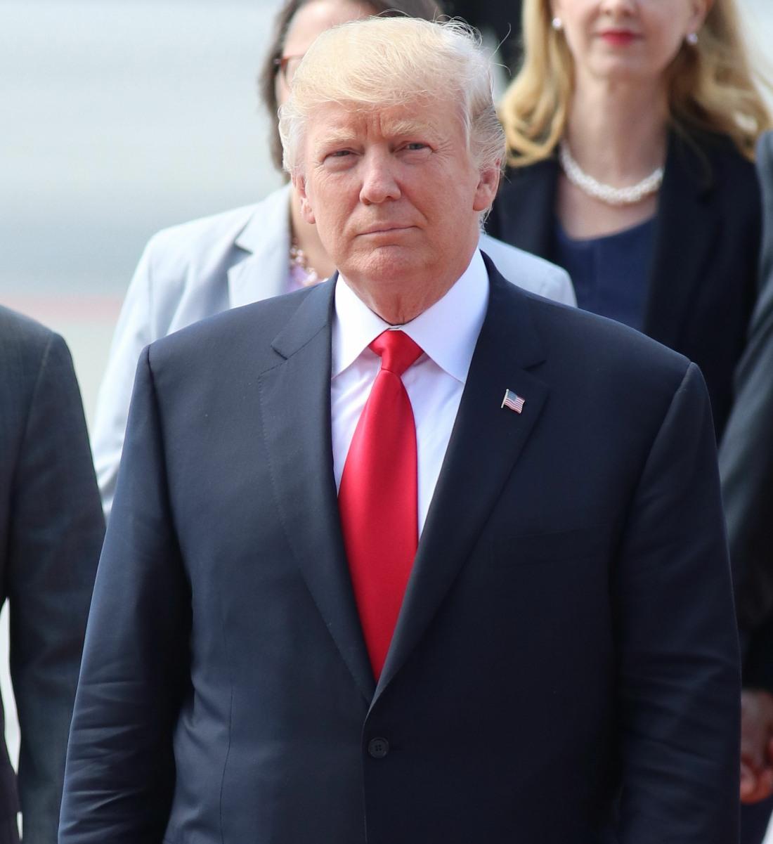 G20 summit in Hamburg - Airport Arrivals