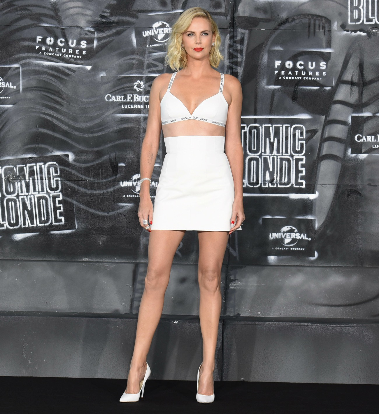 'Atomic Blonde' world premiere - Arrivals