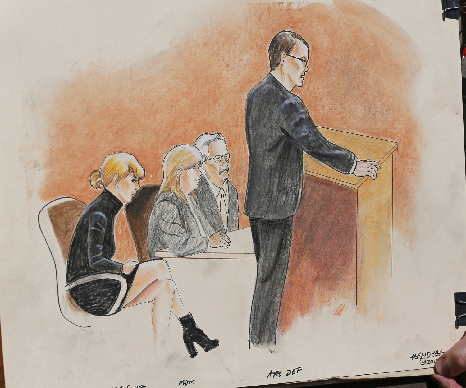 Taylor Swift wins court case, jury finds that David Mueller assaulted Taylor