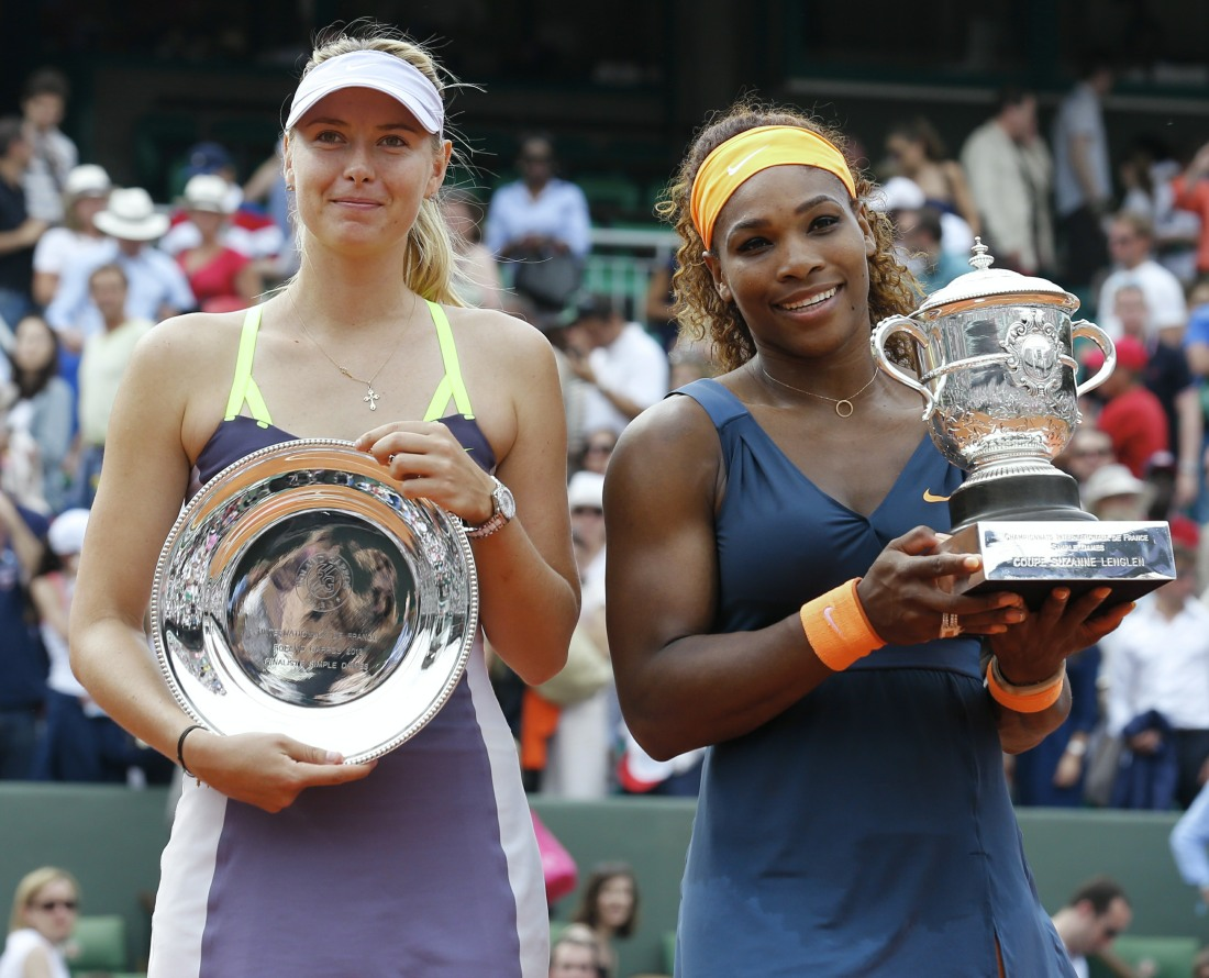 Maria Sharapova: Serena Williams called me a 'little bitch' after I beat her in 2004