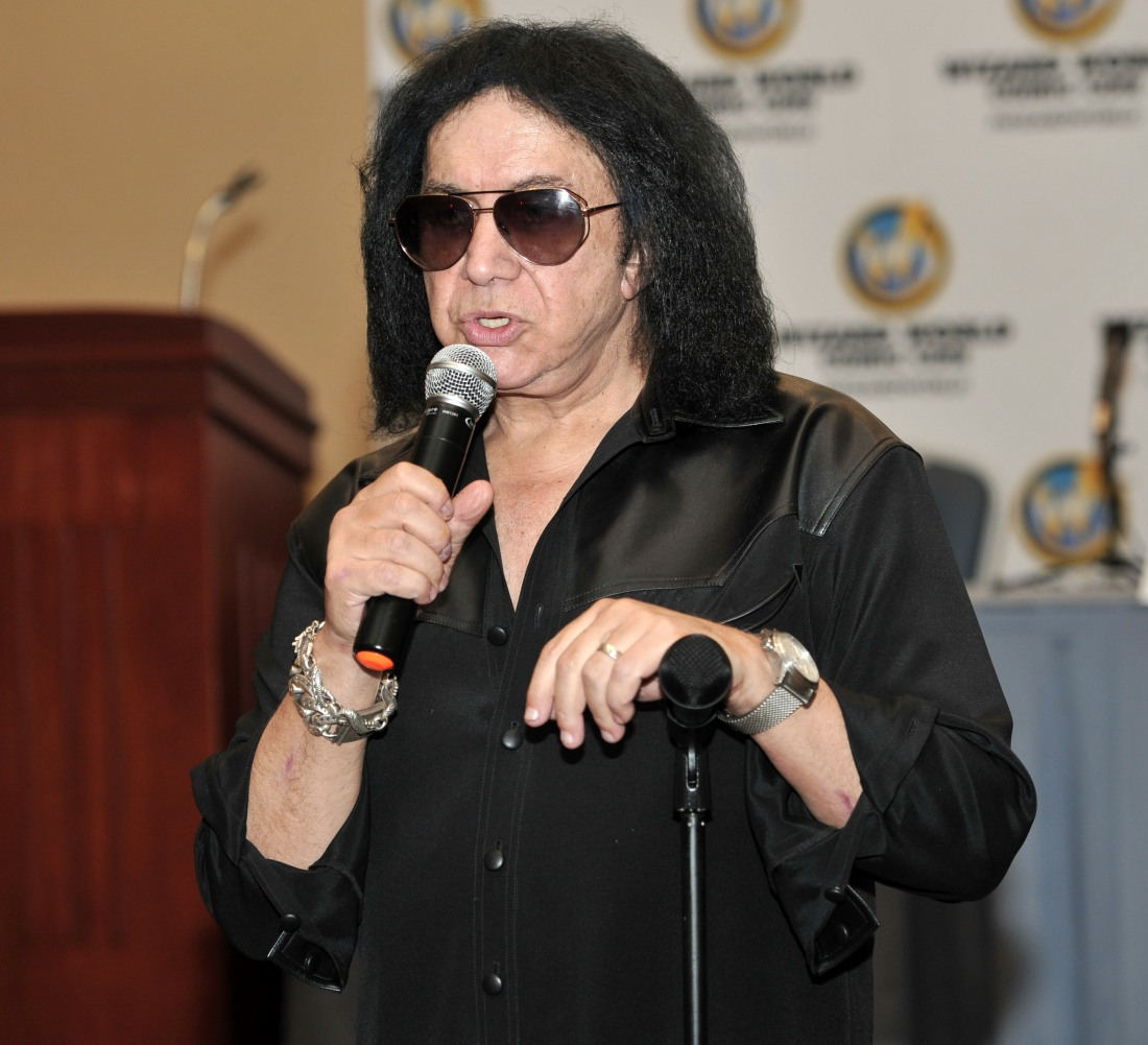 Gene Simmons: Gene Simmons: Neo-Nazis Don't Realize 'their God Is A Jew