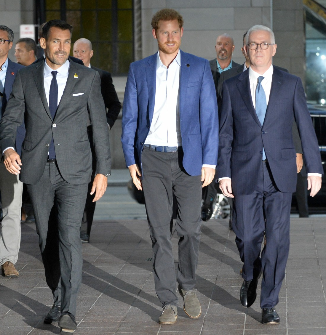 Prince Harry arrives in Toronto ahead of the Invictus Games (and his engagement)