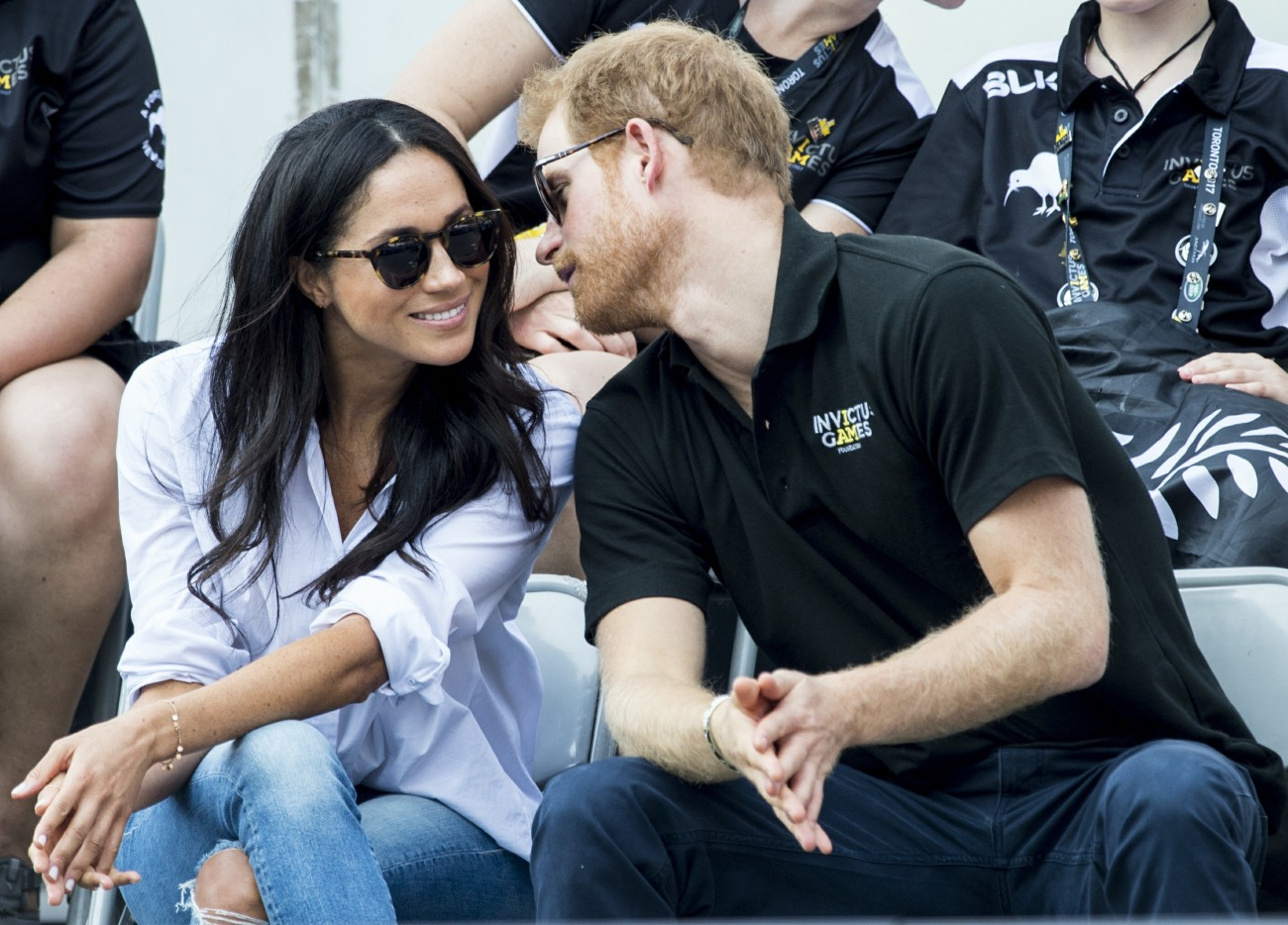 Royal attends wheelchair tennis at Invictus games