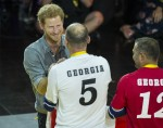 Invictus Games handball Event