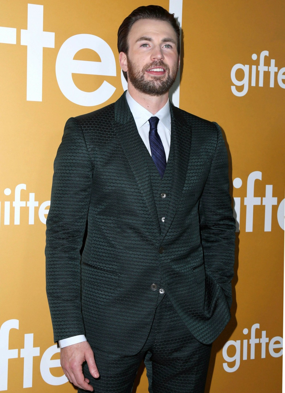 "Premiere of ""Gifted"" at The Grove"