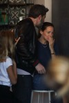 Ben Affleck and Jennifer Garner reunite to take their kids out for ice cream