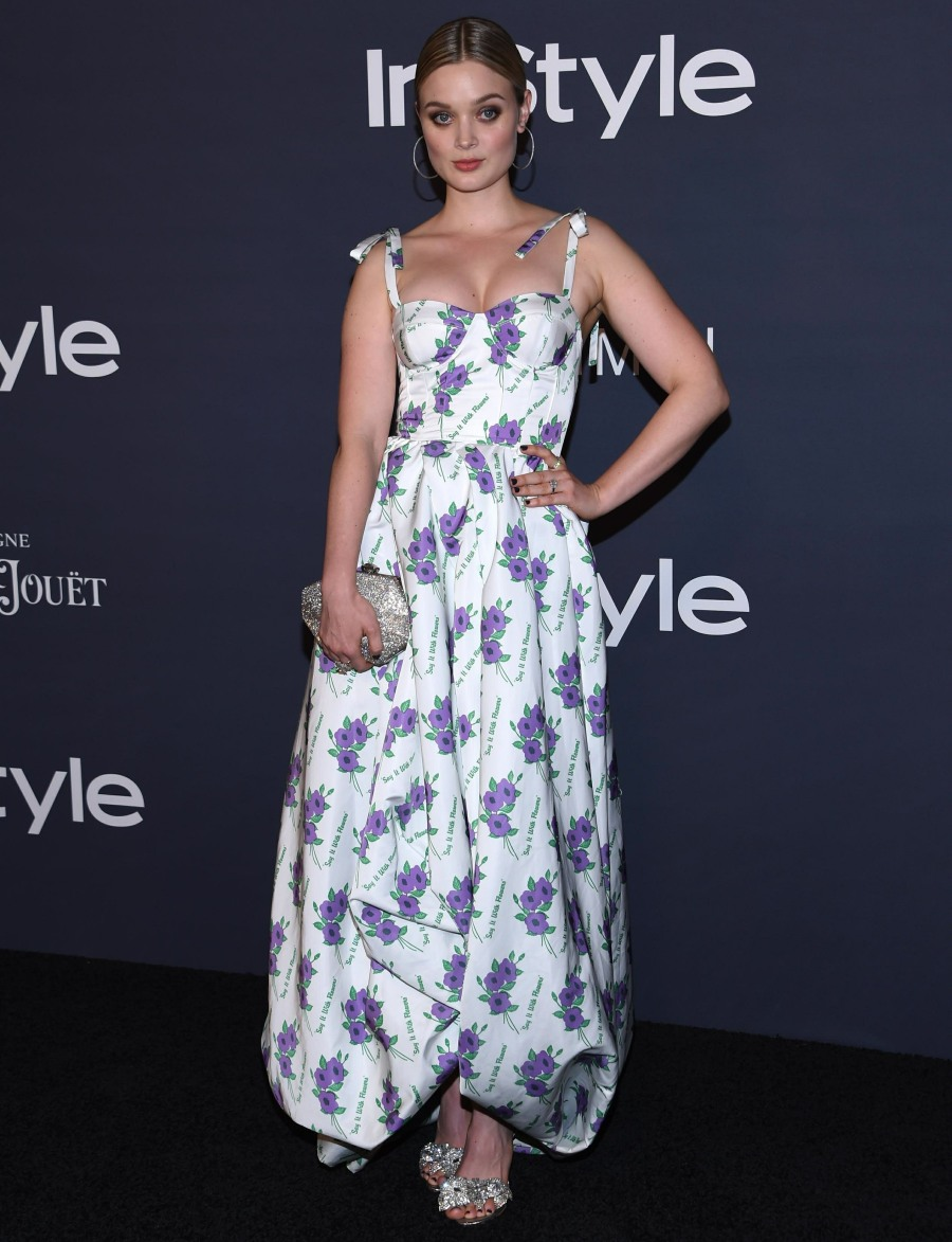 Arrivals at the 'In Style Awards 2017'
