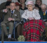 Royals attend the Braemar Highland games in Scotland