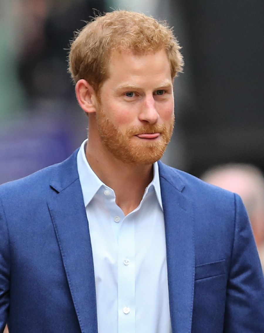 Prince Harry had a crush on Meghan Markle for two years before they met