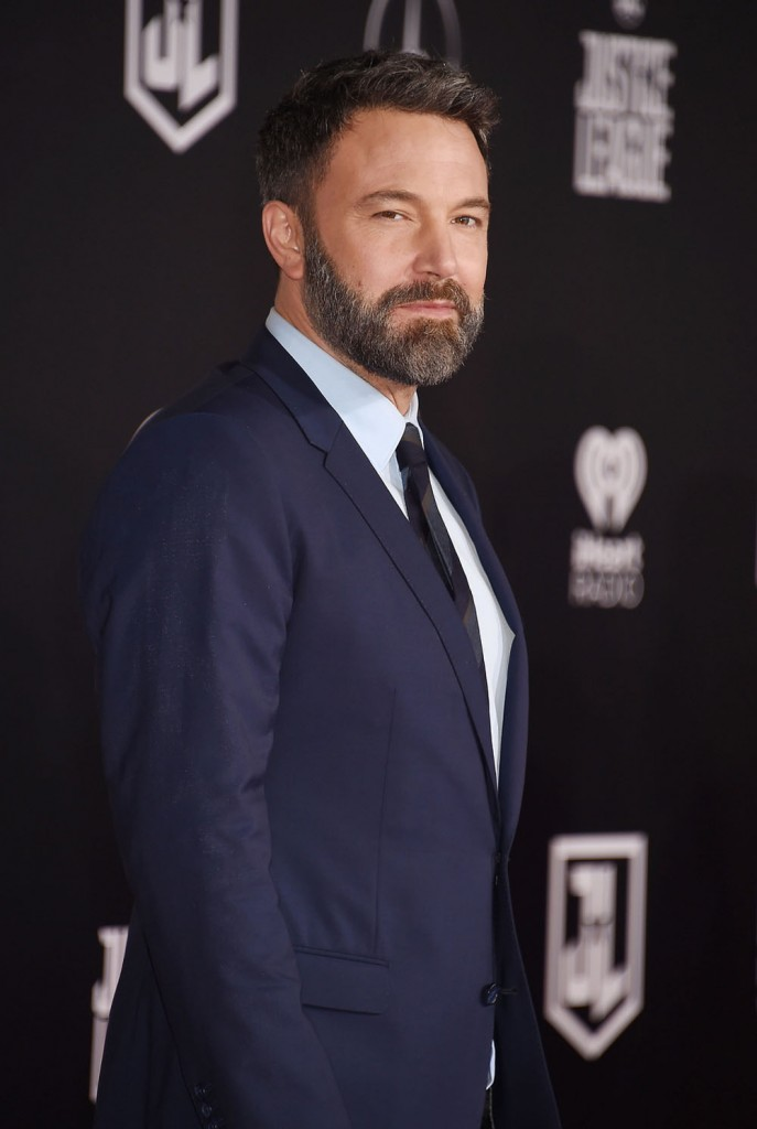 Ben Affleck at the World Premiere of Warner Bros' Justice League at the Dolby Theater in Hollywood