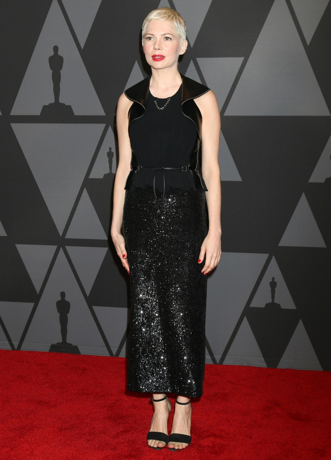 Stars the Academy of Motion Picture Arts and Sciences' 9th Annual Governors Awards