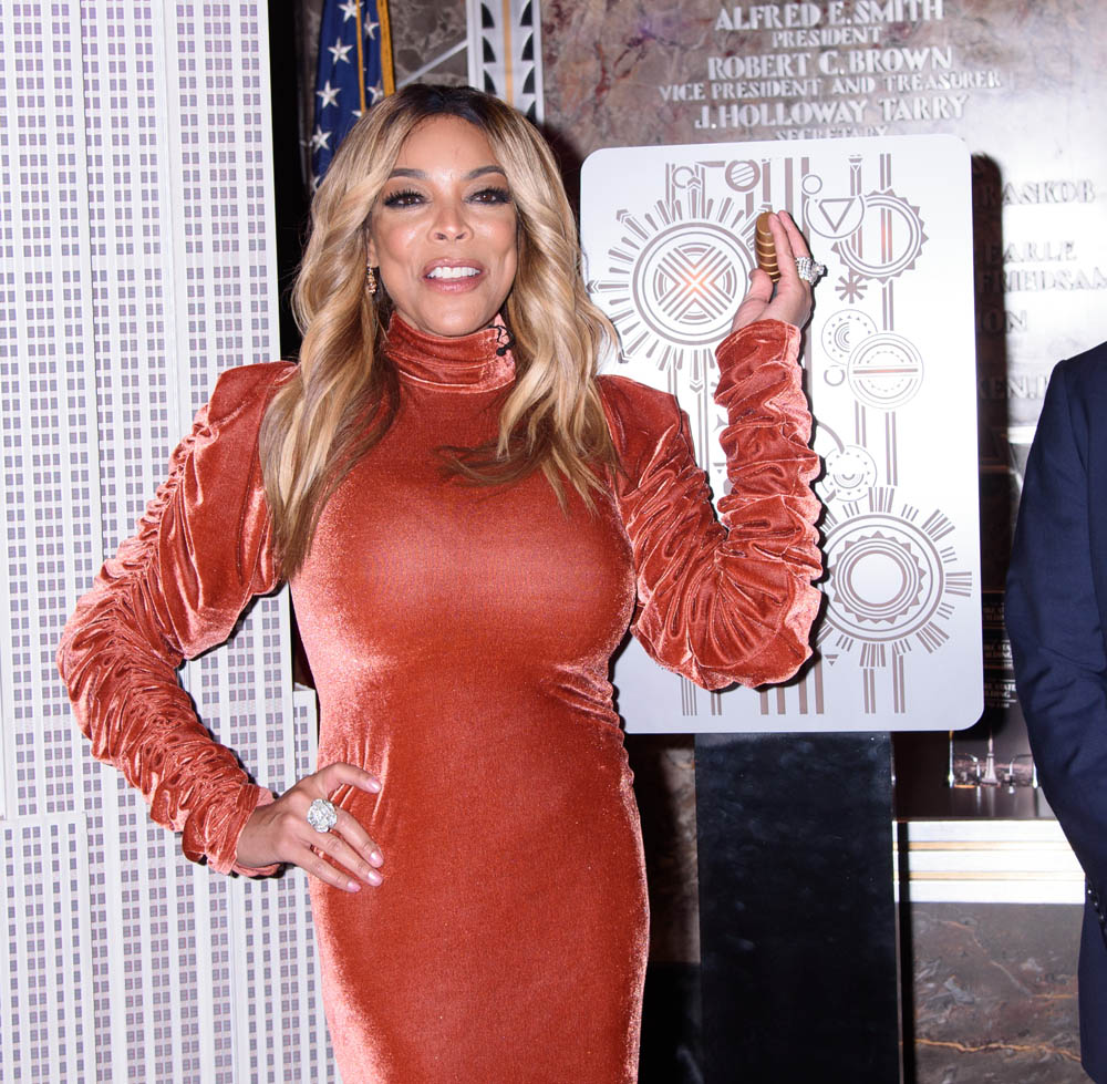Wendy Williams On Why She Fainted During Her