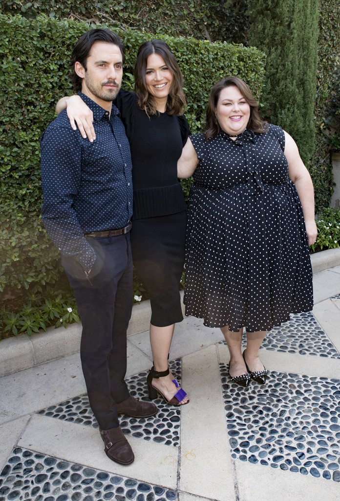 The Rape Foundation's annual brunch honoring the cast of 'This is Us'