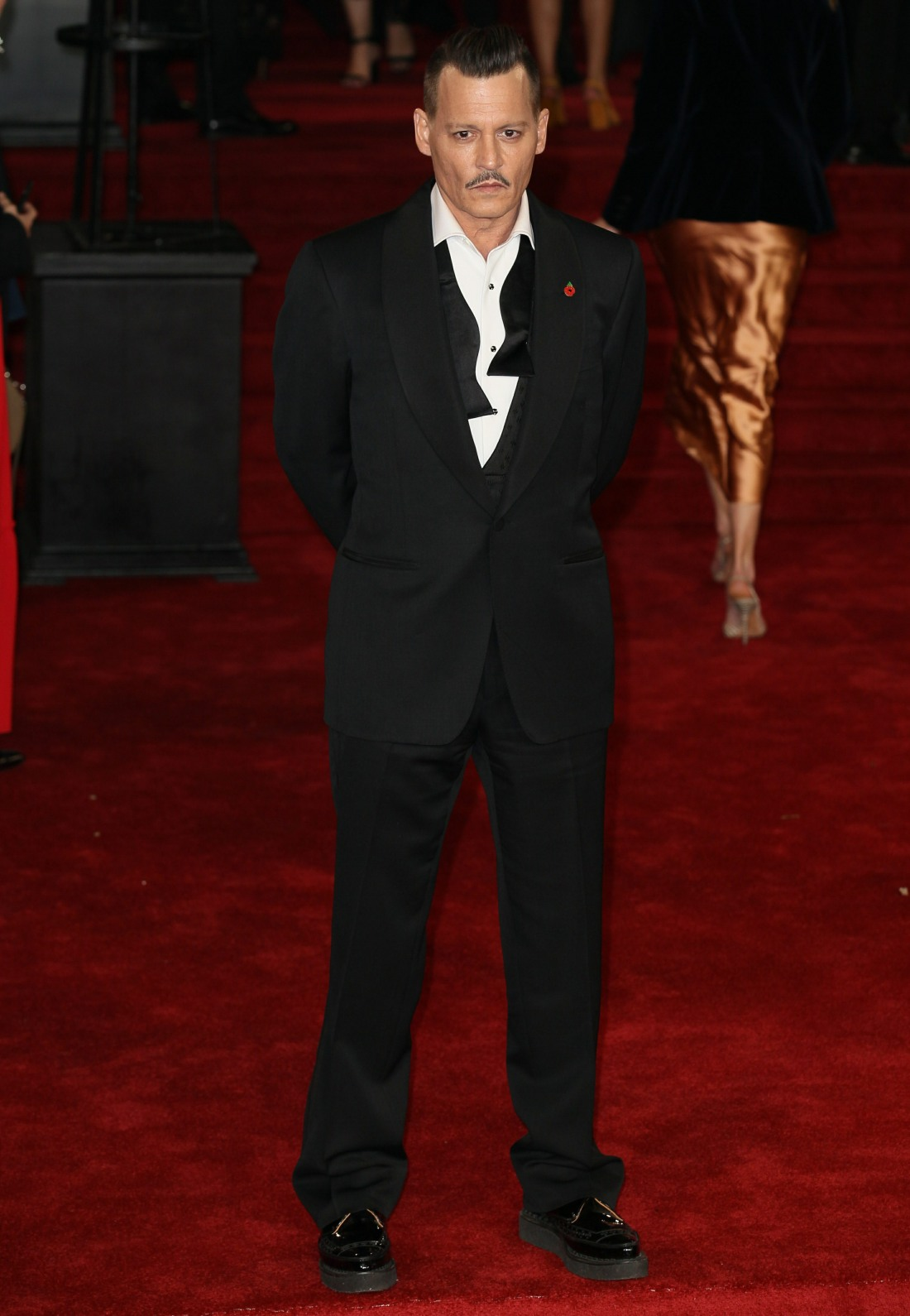 The World Premiere of 'Murder On The Orient Express' held at the Royal Albert Hall