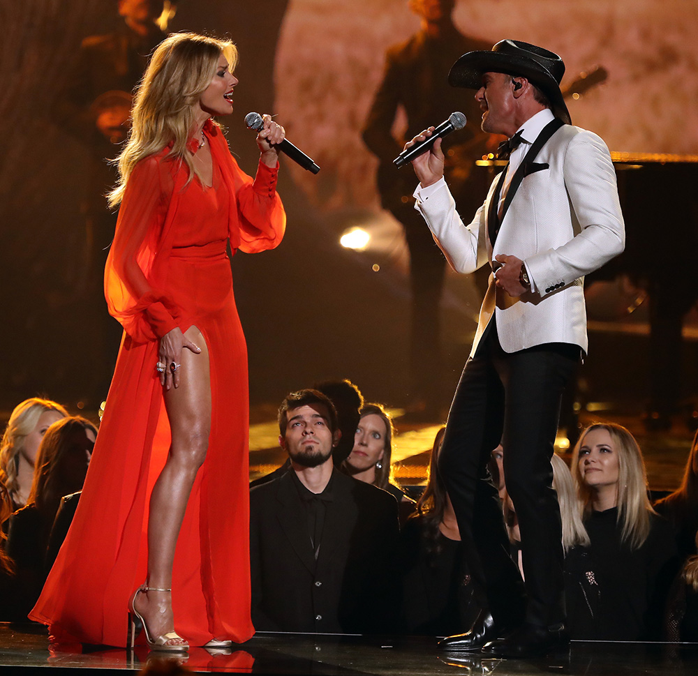 51st CMA Awards - Show