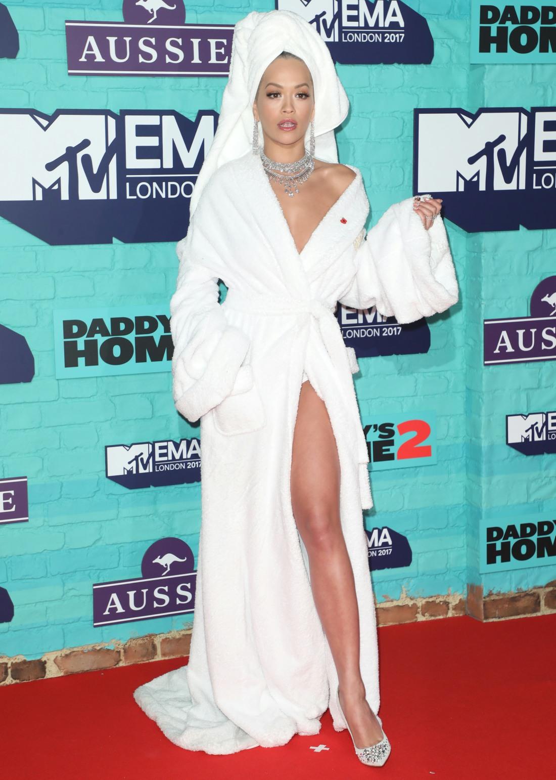 The MTV EMA's 2017